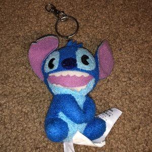 Disney World Parks Stitch Keychain